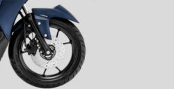 Anti-lock Braking System Lexi 125