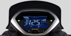 Full Digital Speedometer Lexi