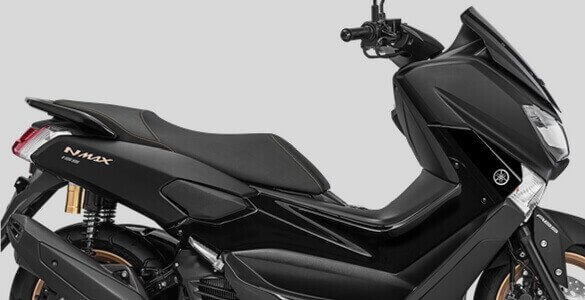 Maximum Comfort Yamaha NMax