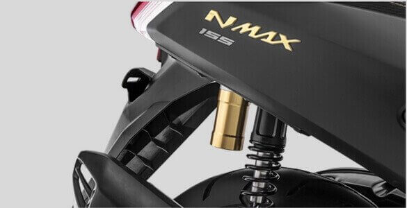 New Rear Sub Tank Suspension NMax