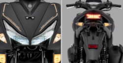 Sporty LED Head & Tail Light Aerox 155