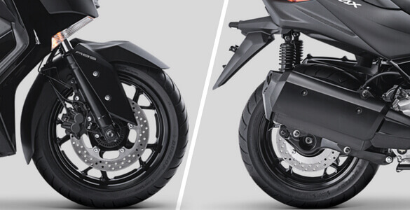 TCS (Traction Control System) XMax