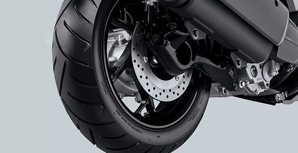 Tubeless Wide Tire XMax