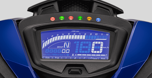 New Design Full Speedometer MX King