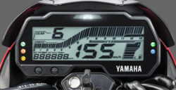 Speedometer + Shift Timing Light Vixion R
